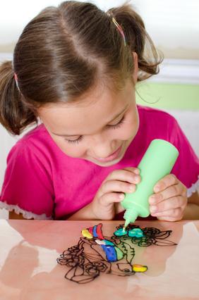 Basteln - für Kinder ein besonderes Vergnügen